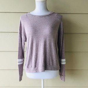 One Clothing•Purple Sweater